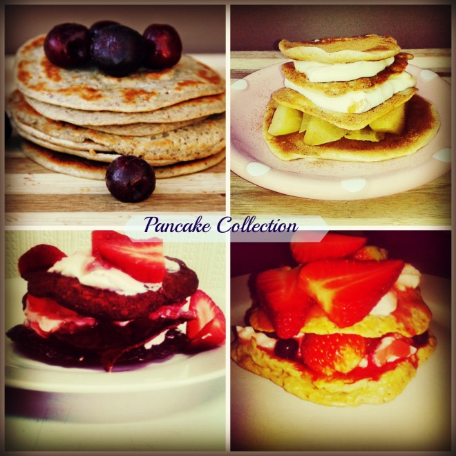 pancake collection