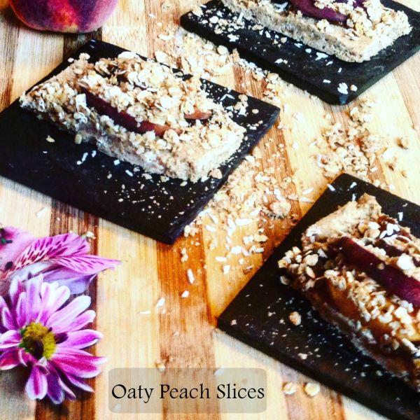 Oaty Peach Slices 2