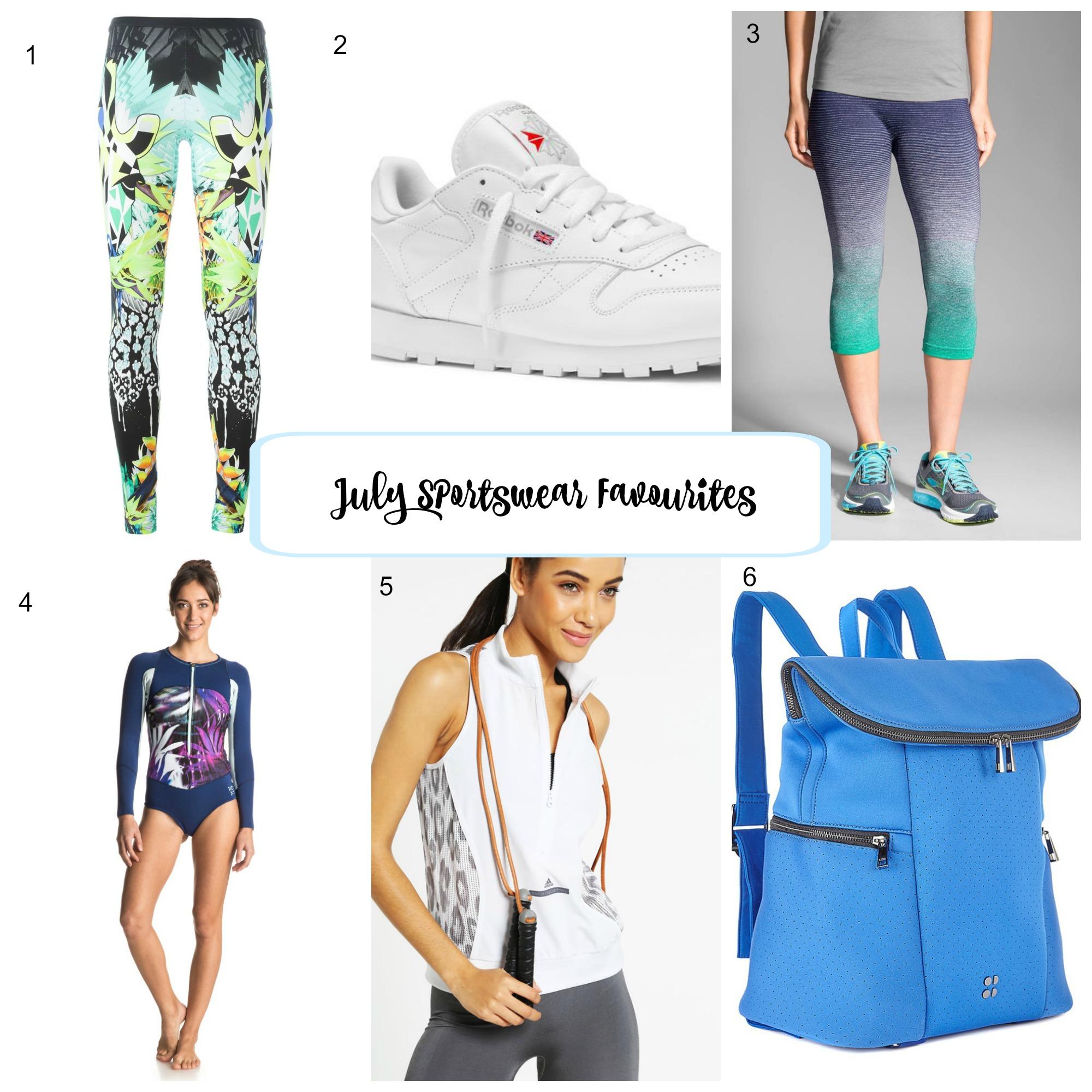Sportswear Favourites
